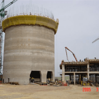Traditional Slipform Silo project - Settat, Morocco