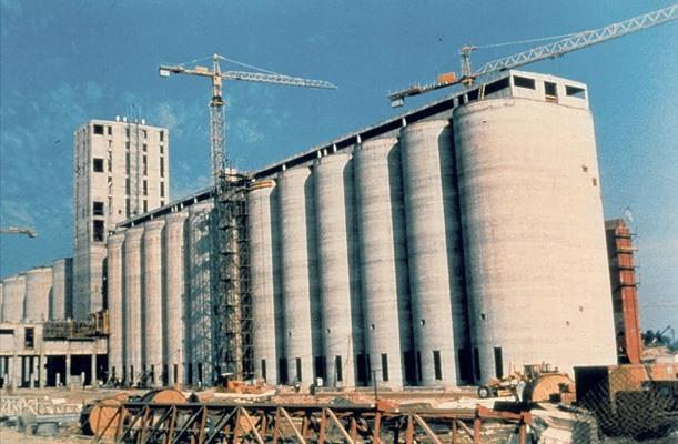 Grain Silo - Baghdad, Iraq