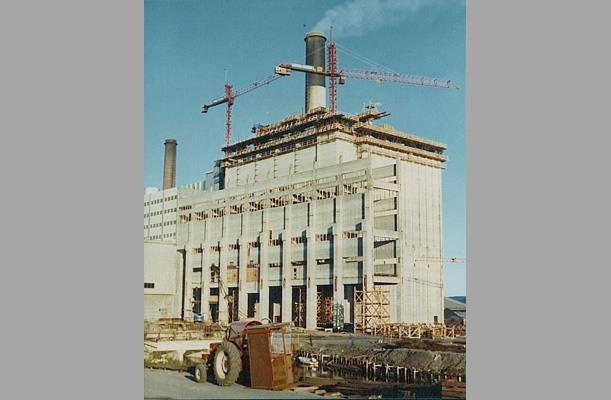 Power Station - Kalundborg, Denmark