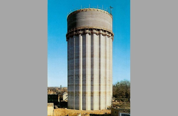 Water Tower - Tyler, Texas, US.