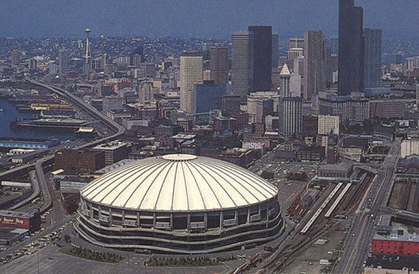King County Stadium - Seattle, US