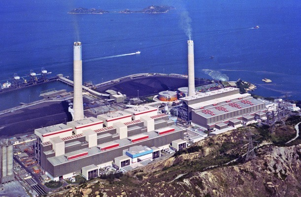 Power Station Castle Peak - Hongkong, D.R. China
