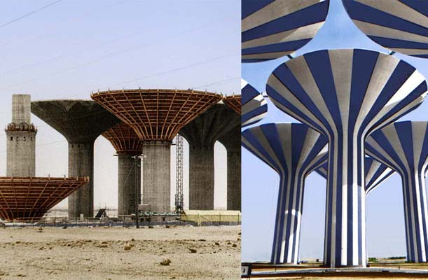 Water Towers - Kuwait