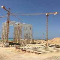 Nador, Caisson production