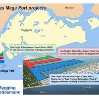 Tuas Mega Port Projects